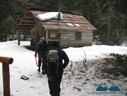 Cabins of the Elwha River Valley 2013