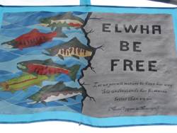Celebrate Elwha Dam Removal Ceremony