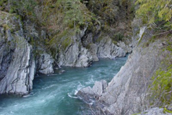 Elwha River and Goblins Gate