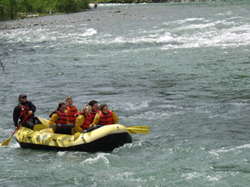 It�s rafting season on the Olympic Peninsula!